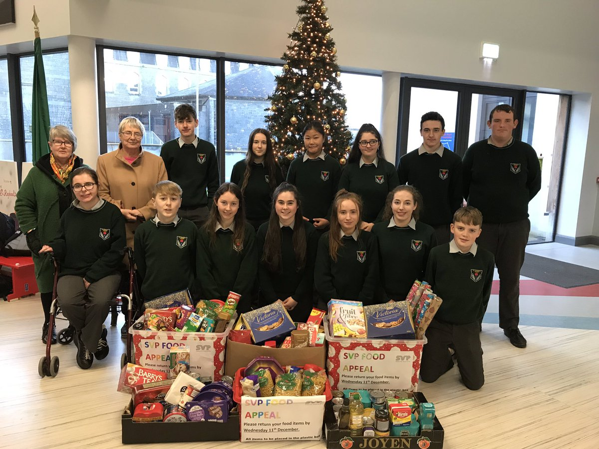 SVP Ireland Food Appeal