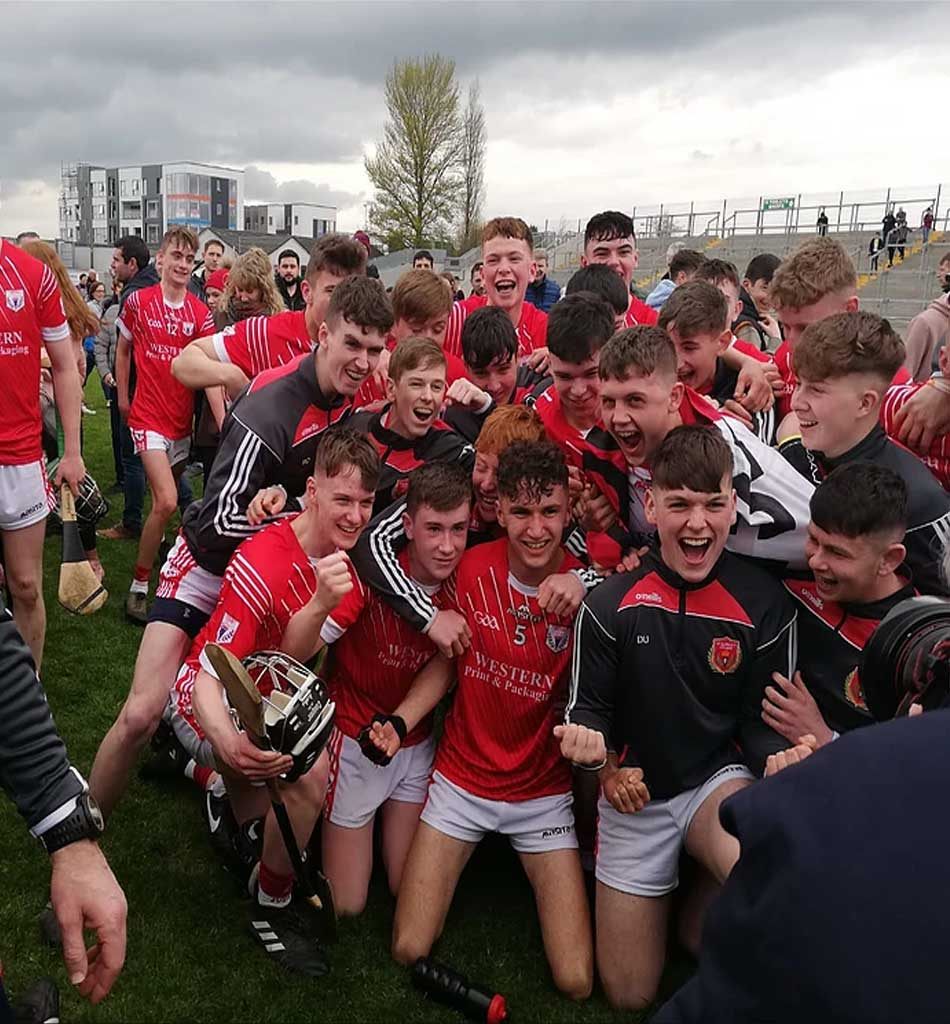 All-Ireland Post Primary Schools senior 'B' Winners 2019