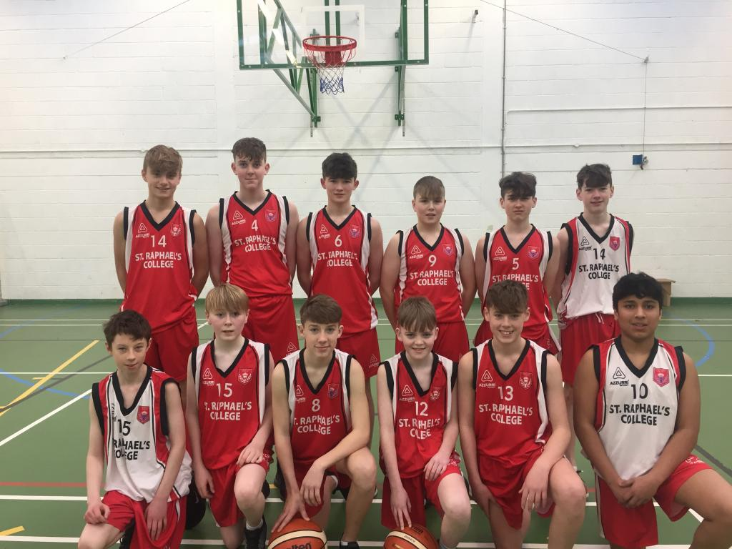 St. Raphael's College, Loughrea Basketball