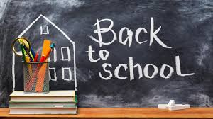 RETURN TO SCHOOL SCHEDULE 2020