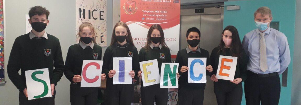 St. Raphael's Science Week 2020