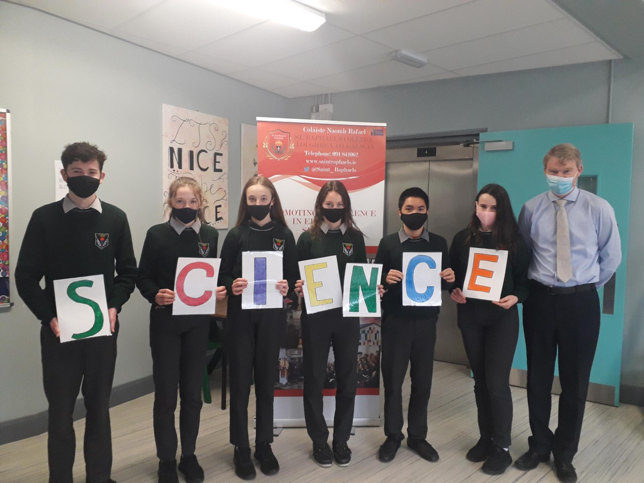 St. Raphael's Science Week 2020