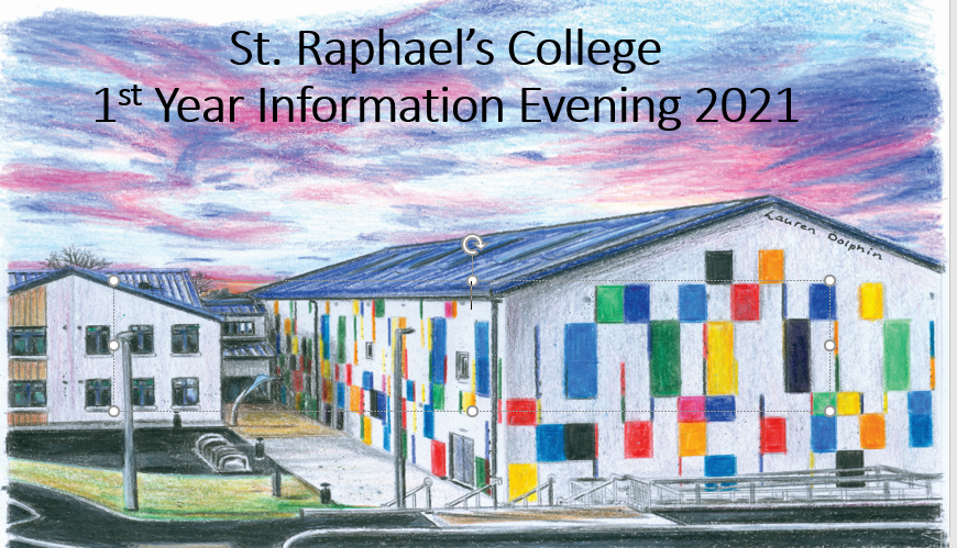 Information Evening for Incoming First Years