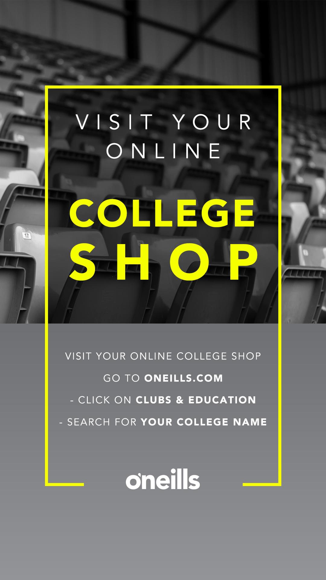 St.Raphael's College O'Neills Online Shop